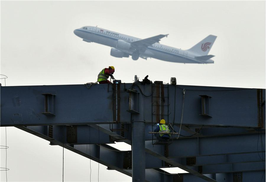 China's civil aviation industry records over 108,000 flight attendants in 2019