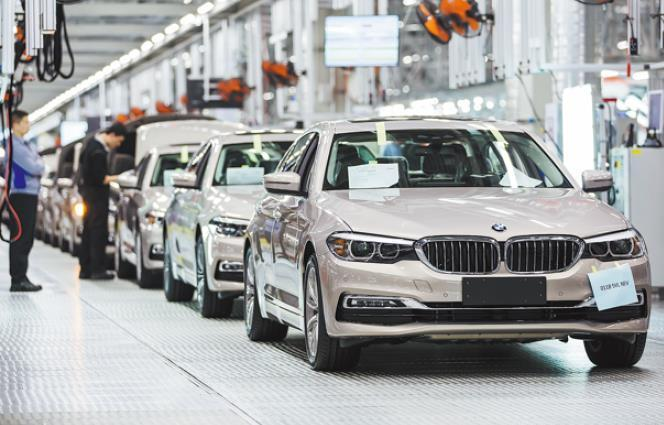 BMW to continue ramping up investment in world's largest auto market