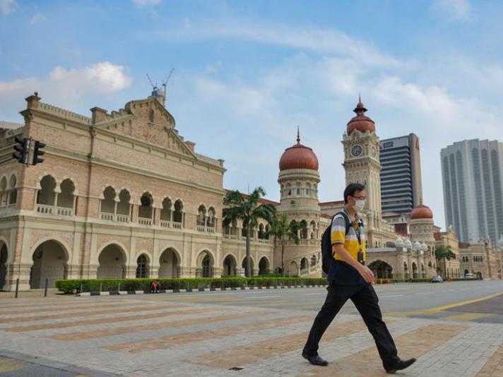 Malaysia reports 212 new COVID-19 cases