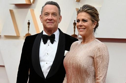 Tom Hanks 'better' after virus quarantine Down Under