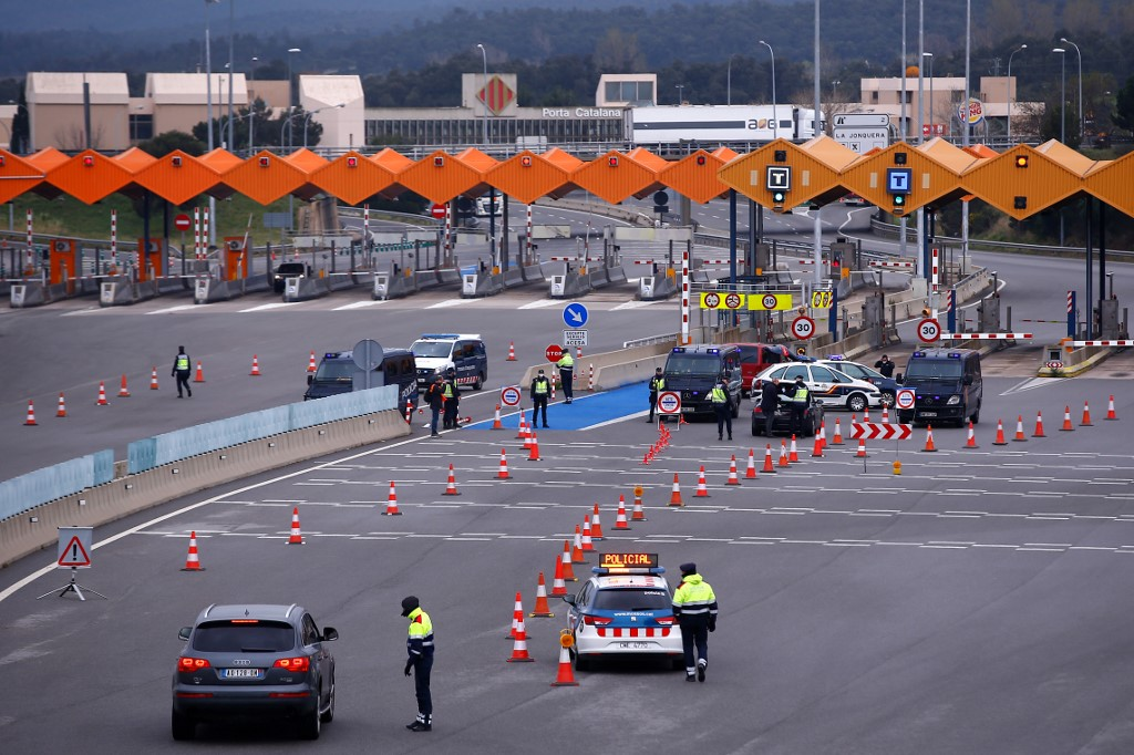 Spain death toll tops 2,000 after 462 deaths in 24 hours: govt