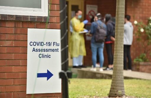 Australian COVID-19 cases soar to 1,709