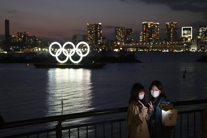 Japanese Prime Minister Abe says Tokyo Olympics postponement possible