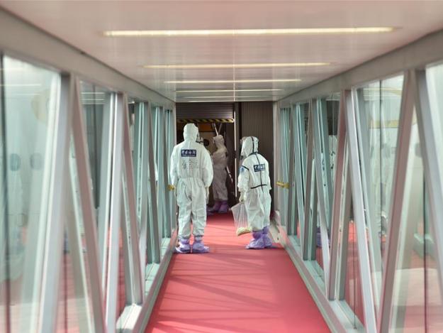 Overseas arrivals subject to nucleic acid test: Beijing govt