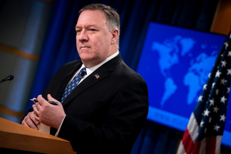 Pompeo in Kabul to try to break political deadlock