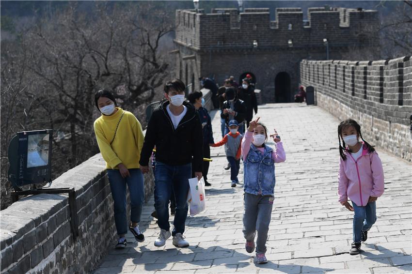 Badaling Great Wall reopens