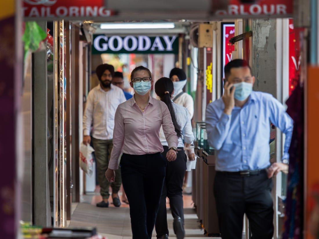 Singapore records 49 new coronavirus cases, most returned from UK