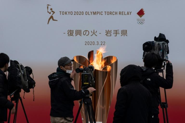 IOC says Olympics postponement an option, cancellation 'not on agenda'