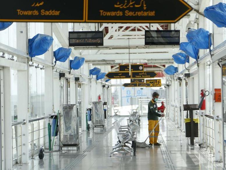 Pakistan announces lockdown of major provinces to curb COVID-19 spread