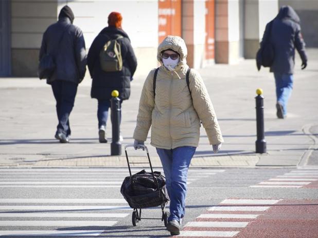 In pics: Warsaw amid COVID-19 outbreak