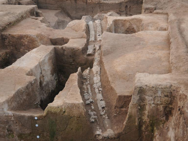 Archaeologists find China's earliest urban drainage system