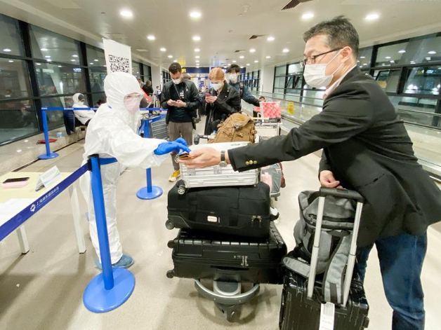 International, HK, Macao and Taiwan flights from Shanghai Hongqiao Airport to be suspended