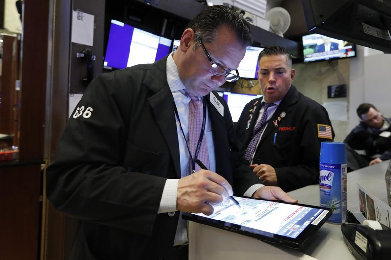 Markets rally as Fed unveils 'game changer' support measures