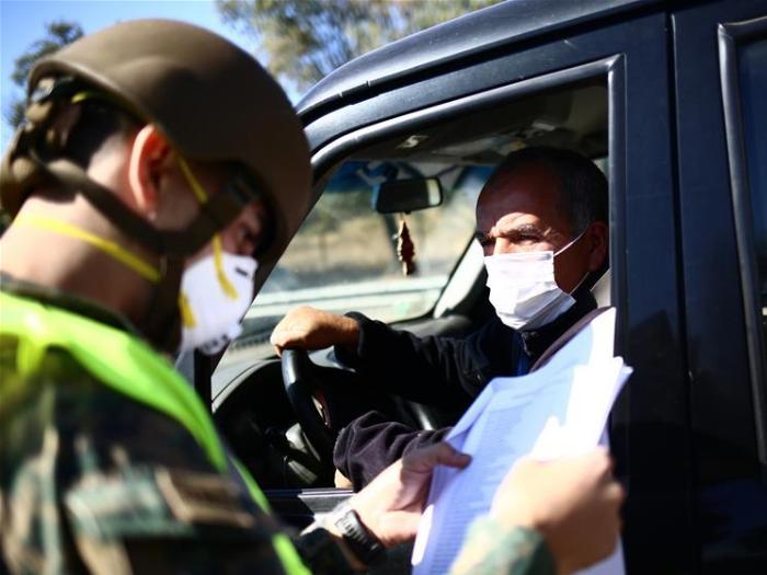 Chile reports 2nd COVID-19 death