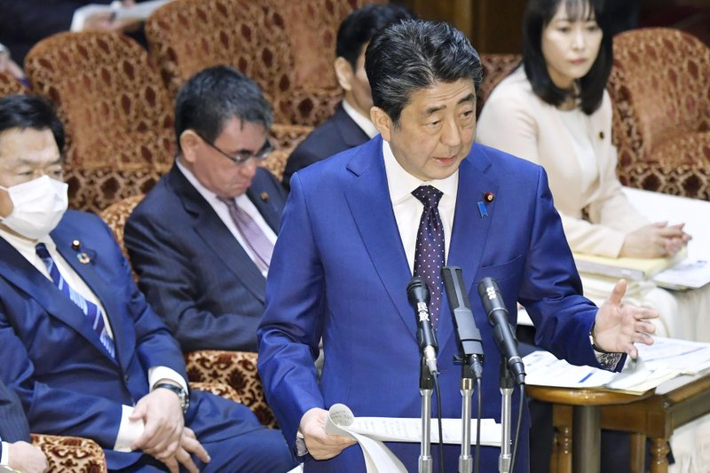 Abe proposes to IOC one-year postponement of Tokyo Olympic: NHK