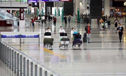 HK extends travel ban to all non-locals amid pandemic