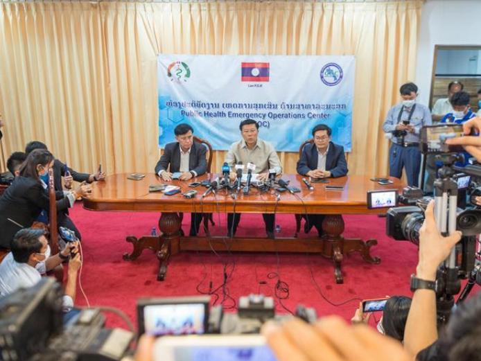 Laos confirms first 2 COVID-19 cases