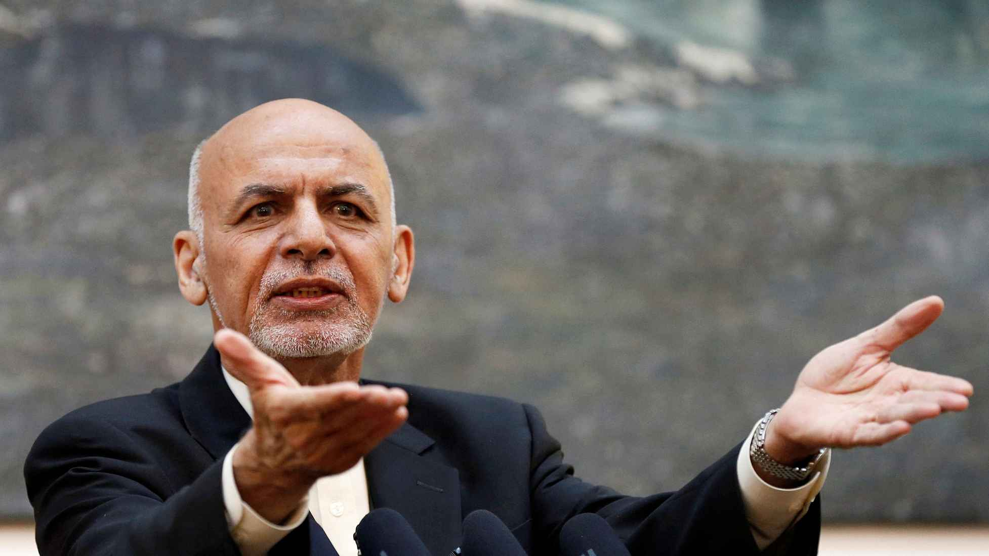 US aid cut will not impact Afghan sectors: President Ghani