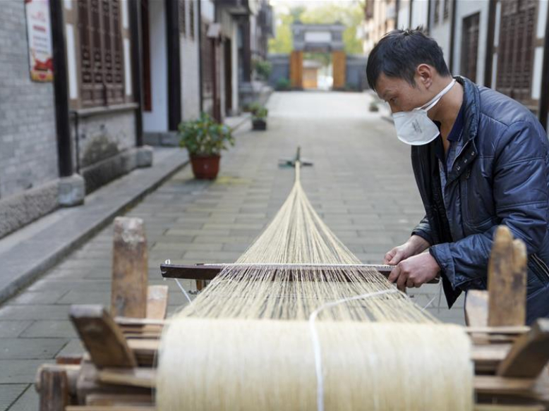 Xiabu making industries in Chongqing resume production