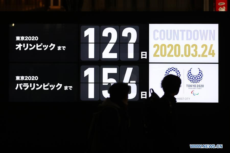 Tokyo Olympics to be postponed until 2021 but keeps name 'Tokyo 2020'