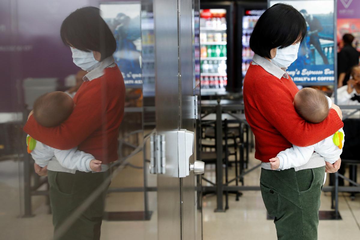 Infected women face postnatal risks