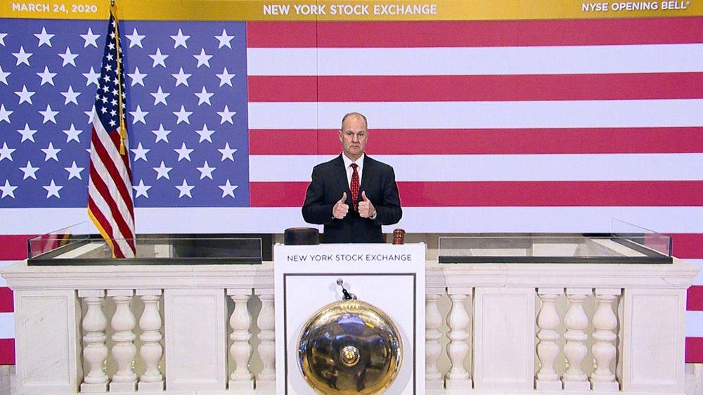 US stocks surge amid stimulus hopes