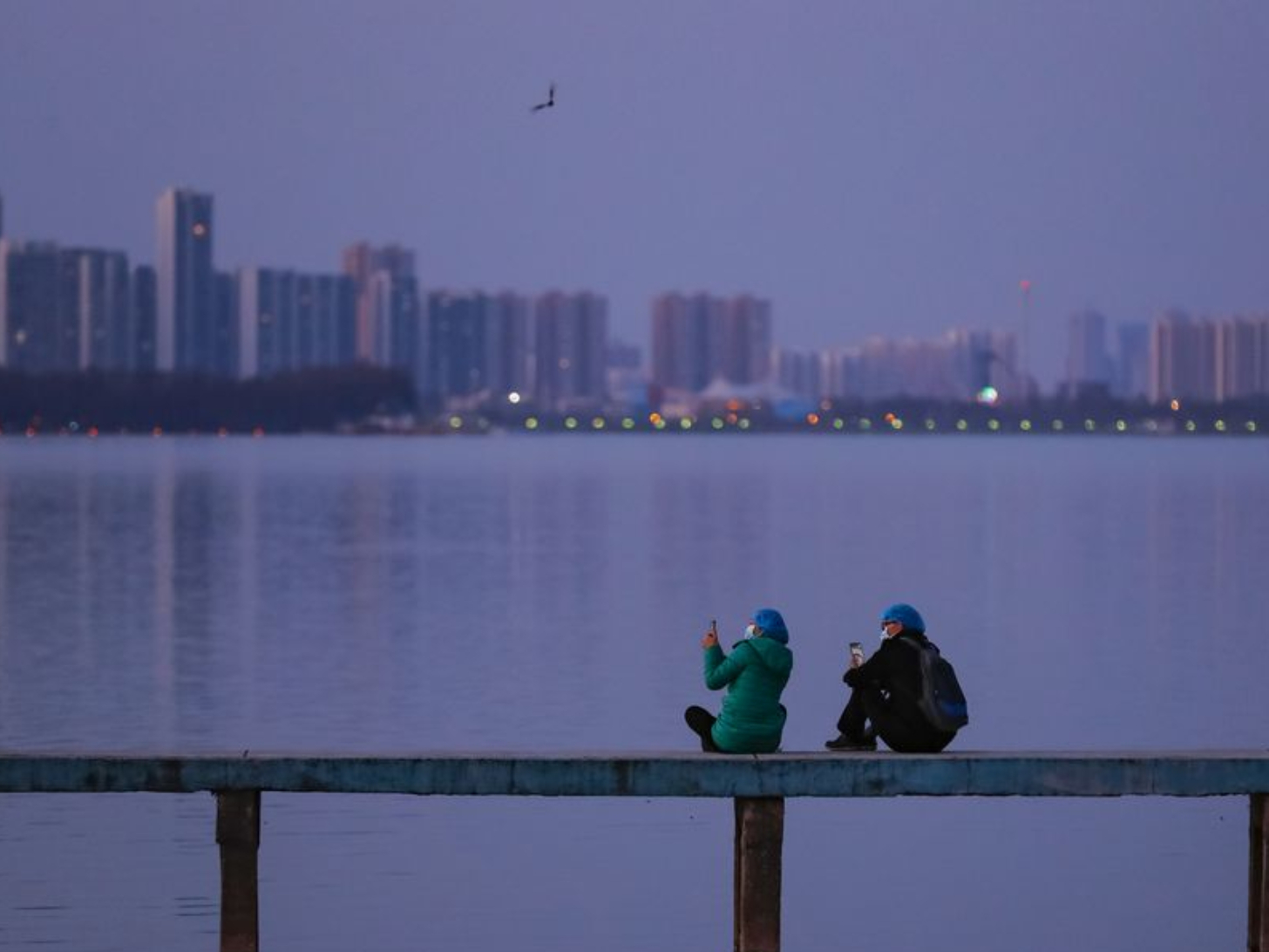 A reviving Wuhan with the pace of spring
