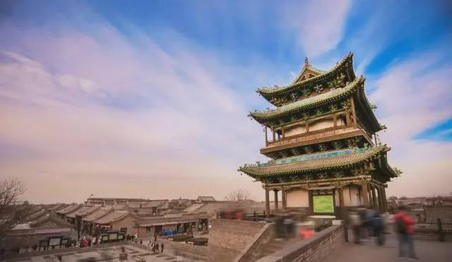 World heritage site Pingyao reopens to public