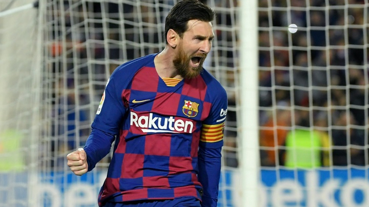 Messi, Ronaldo, Neymar and Bale the world's best-paid footballers