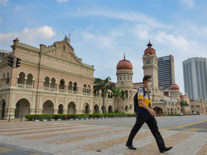 Malaysia reports 172 new COVID-19 cases