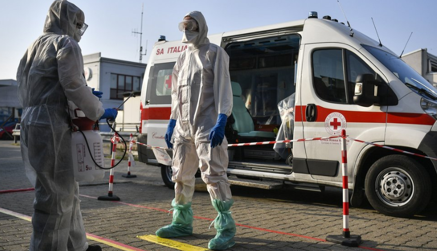 The latest: COVID-19 outbreak worldwide (Updated March 25)