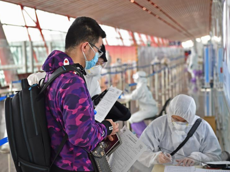 China must not relax epidemic control as flow of people increases: official