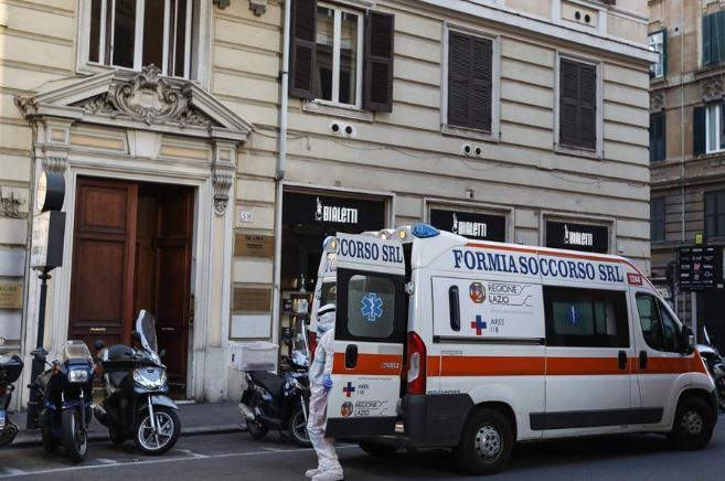 German states plan on admitting COVID-19 patients from neighboring countries