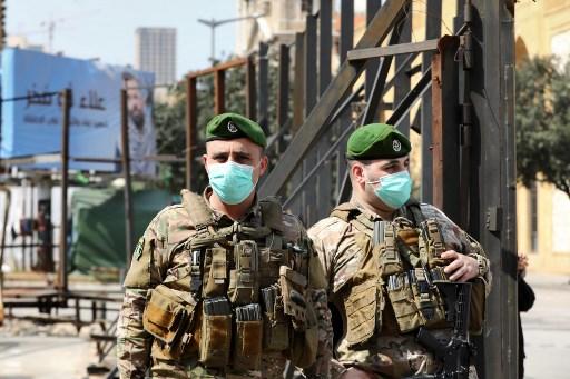 Lebanon's COVID-19 cases rise to 333