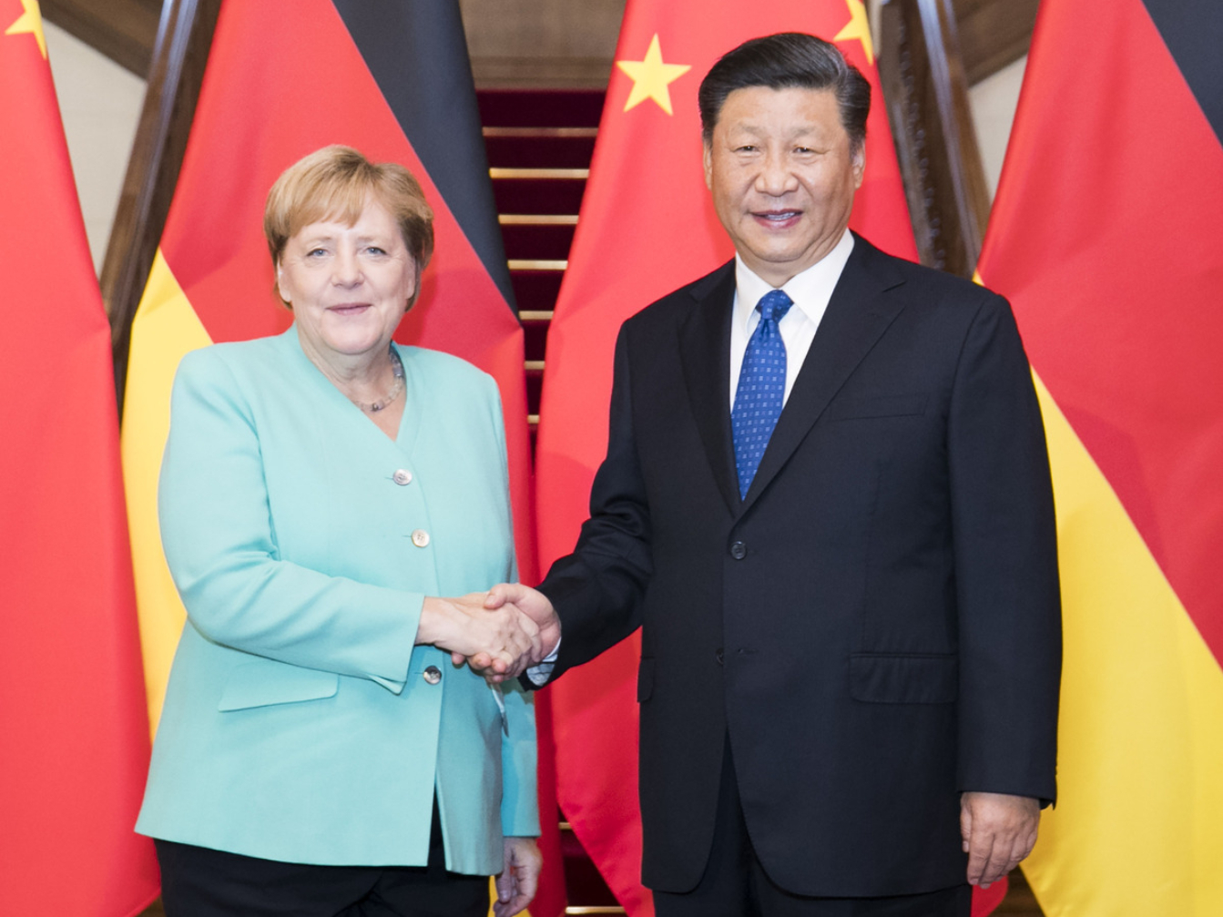 President Xi continues with busy diplomatic agenda