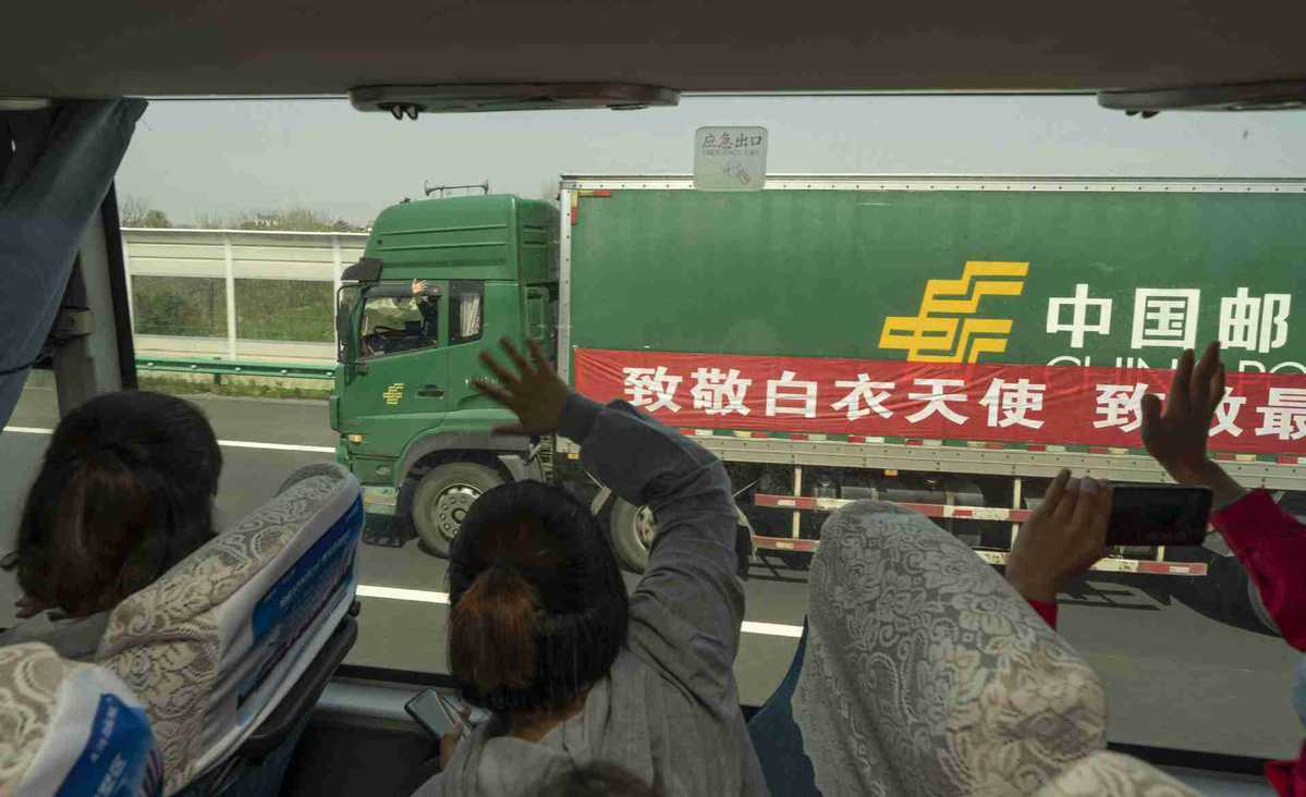 China Post serves Hubei non-stop amid epidemic