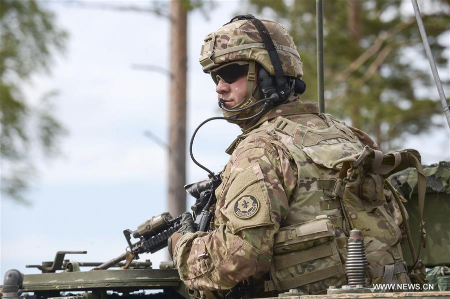 Pentagon orders 60-day freeze on overseas US forces movements over COVID-19