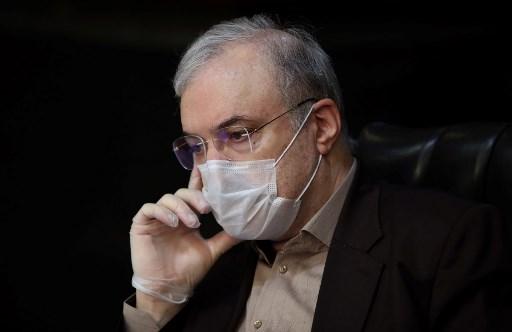 Iran reports 2,389 new cases of COVID-19