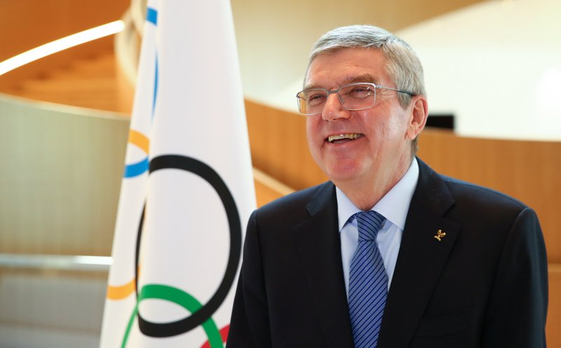 Bach invokes Trump in defense of Olympic decision