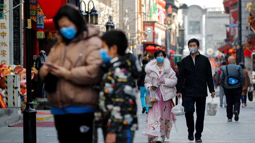 China to step up prevention of epidemic rebound, imported COVID-19 cases