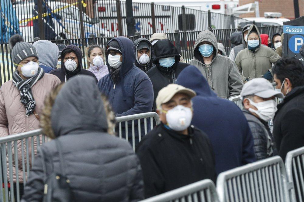 US confirmed COVID-19 cases top 60,000: Johns Hopkins University
