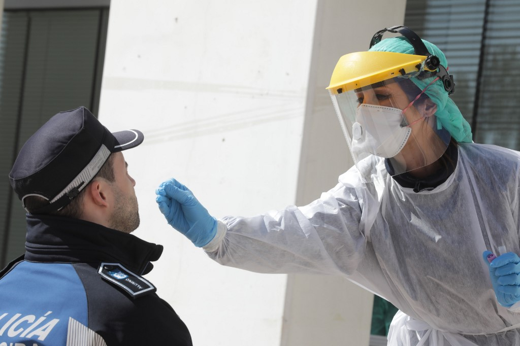 The latest: COVID-19 outbreak worldwide (Updated March 26)