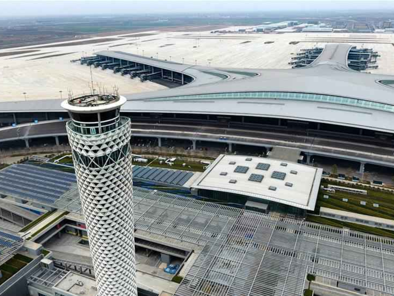 Construction of Jiaodong International Airport fully resumes in Qingdao