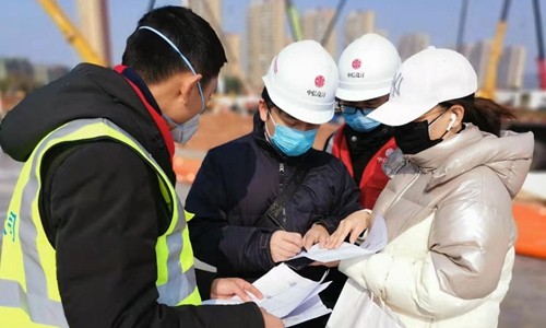 Huoshenshan Hospital designers receive foreign inquiries for experience