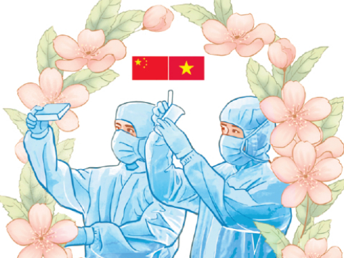 China emerges as a 'friend of humanity'