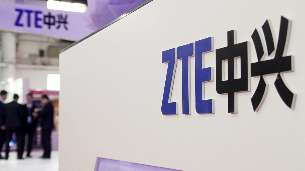China's ZTE sees profit surge in 2019