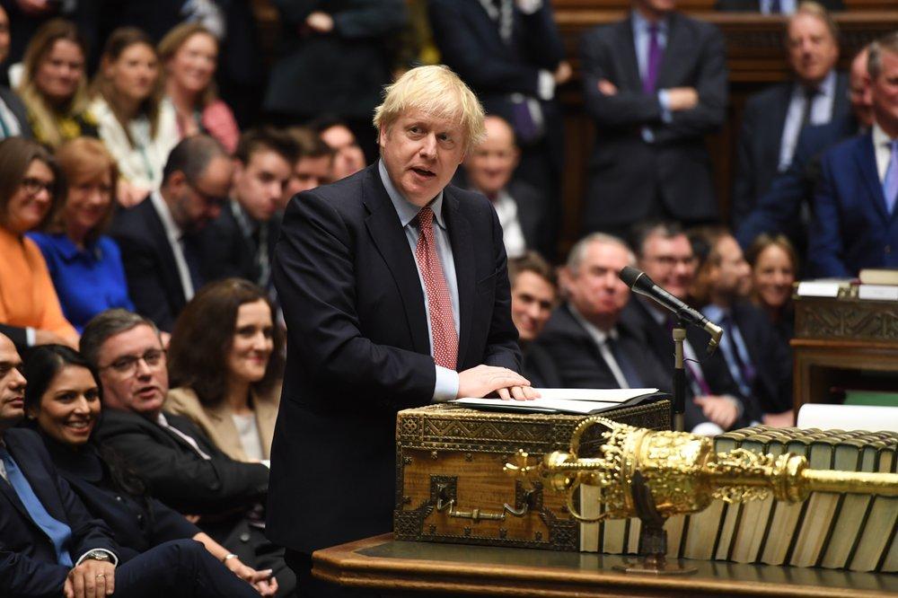 British PM Boris Johnson tests positive for COVID-19