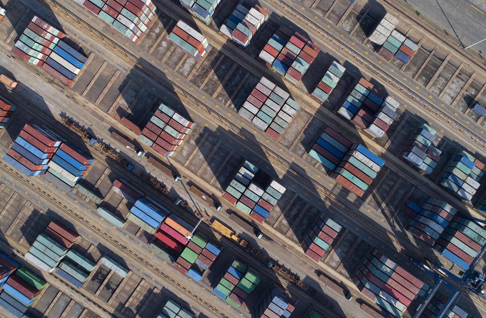 China's industrial profits fall in Jan-Feb as virus hurts activities