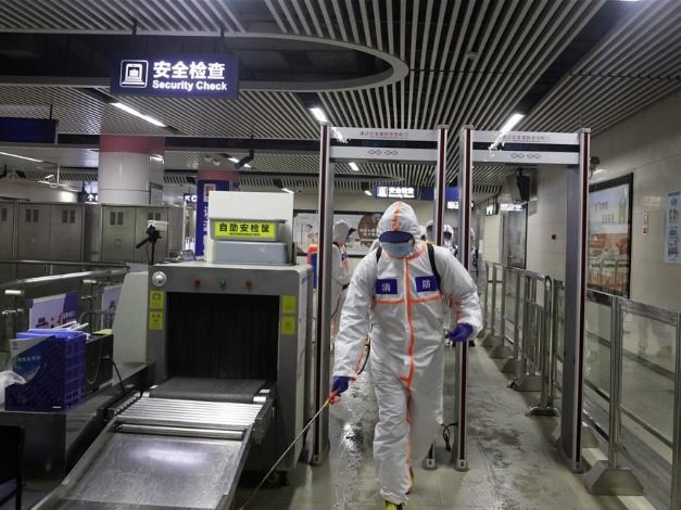 China's Wuhan reports zero increase in COVID-19 cases
