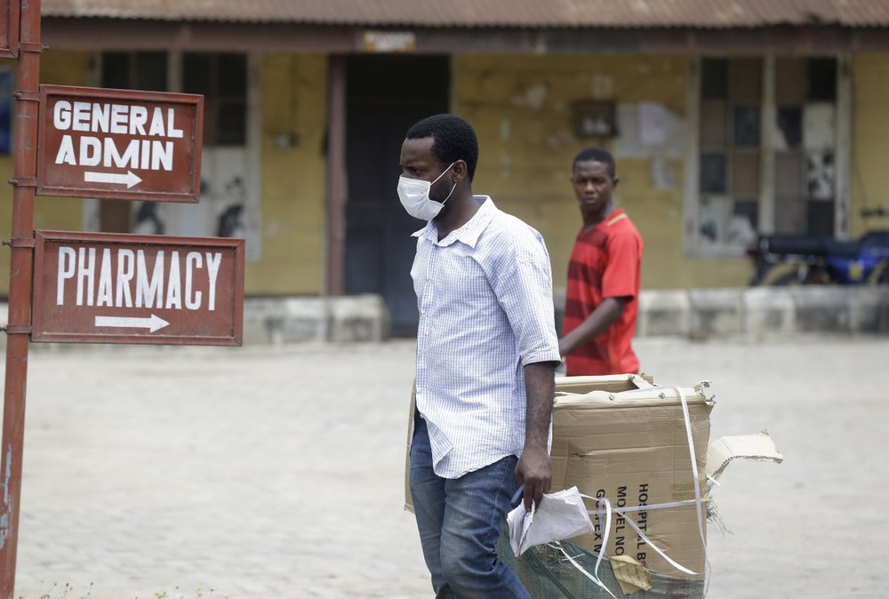 Nigeria confirms 14 new COVID-19 infections, 65 total
